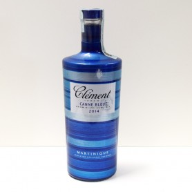 RHUM CLEMENT CANNE BLEU EDITITION 50% CL.70
