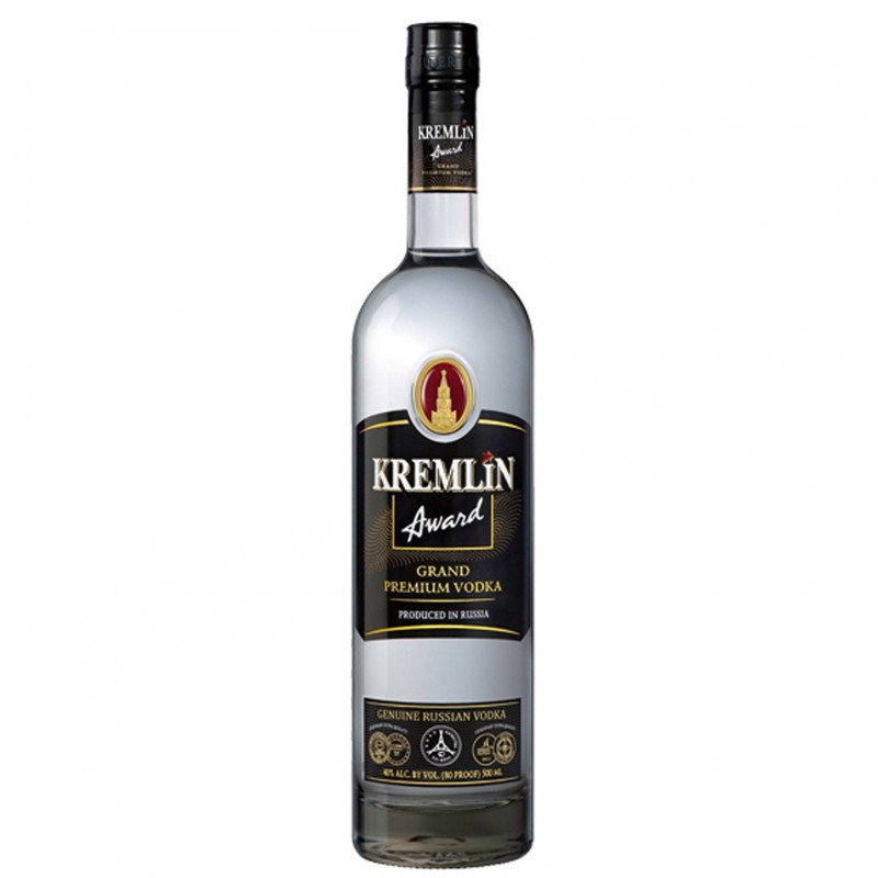 VODKA KREMLIN AWARD GRAND PREMIUM CL.70
