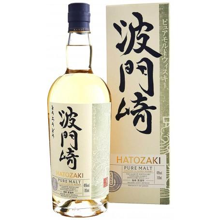 WHISKY KAIKYO HATOZAKI MALT CL.70 WITH CASE