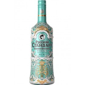 VODKA RUSSIAN STANDARD HERMITAGE EDITION LT.1