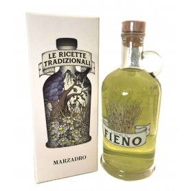 LIQUEUR MARZADRO FIENO CL.70 NEW BOTTLE - WITH CASE