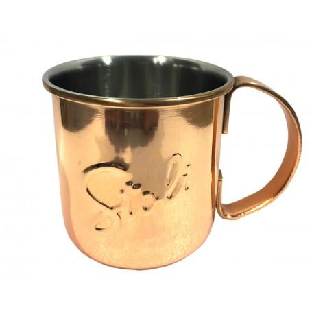 GLASS / CUP STOLICHNAYA MULE MUG