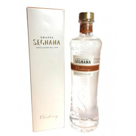 GRAPPA SEGNANA CHARDONNAY CL.70 WITH CASE