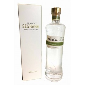 GRAPPA SEGNANA MOSCATO CL.70 WITH CASE