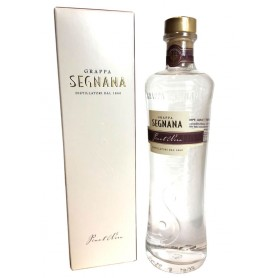GRAPPA SEGNANA PINOT NERO CL.70 WITH CASE