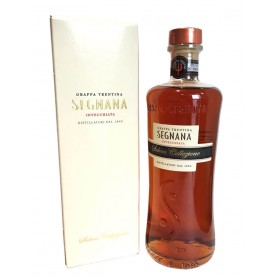GRAPPA SEGNANA SOLERA COLLECTION CL.70 WITH CASE
