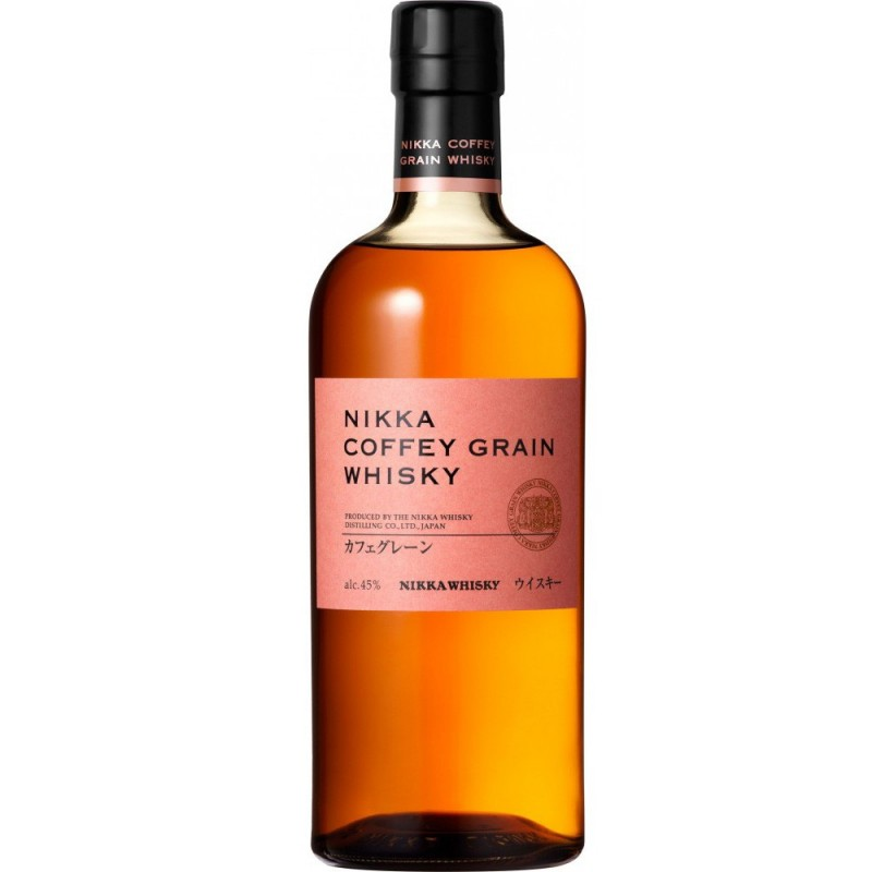WHISKY NIKKA COFFEY GRAIN CL.70