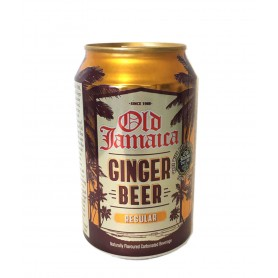GINGER BEER OLD JAMAICA CL.33 X 24 CANS