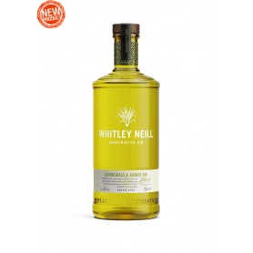 GIN WHITLEY NEILL LEMONGRASS AND GINGER CL.70
