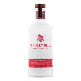 VODKA WHITLEY NEILL RHUBARB CL.70