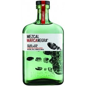 MEZCAL MARCA NEGRA ENSAMBLE 100% AGAVE CL.70