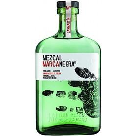 MEZCAL MARCA NEGRA SAN MARTIN 100% AGAVE CL.70