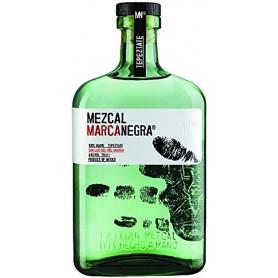 MEZCAL MARCA NEGRA TEPEZTATE 100% AGAVE CL.70