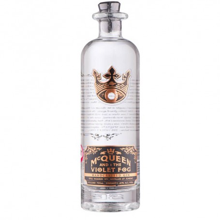 GIN MCQUEEN & THE VIOLET FOG GIN CL.70