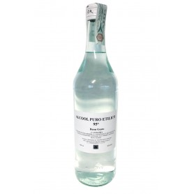 ALCOOL ETILICO MAJOR 95° LT.1