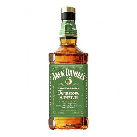 WHISKY JACK DANIEL'S APPLE CL.70