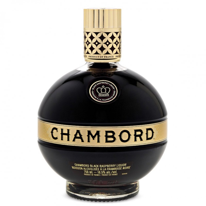 CHAMBORD LIQUEUR ROYALE DE FRANCE CL.50
