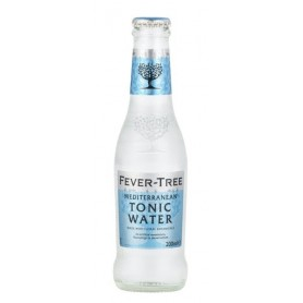 FEVER TREE - MEDITERRANEAN TONIC WATER CL.20 X 24 BT.