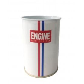 GIN ENGINE GLAS