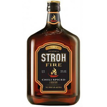 RHUM STROH FIRE CHILI LIMITED EDITION CL.70