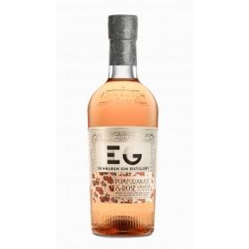 GIN EDIMBURG POMEGRANATE & ROSE CL.50