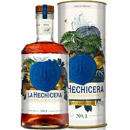 RHUM LA HECHICERA EXPERIMENTAL LIMITED SERIES N.1 CL.70 WITH CASE