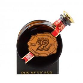 RHUM EL RON PROHIBIDO RESERVA 22 ANEJO CL.70