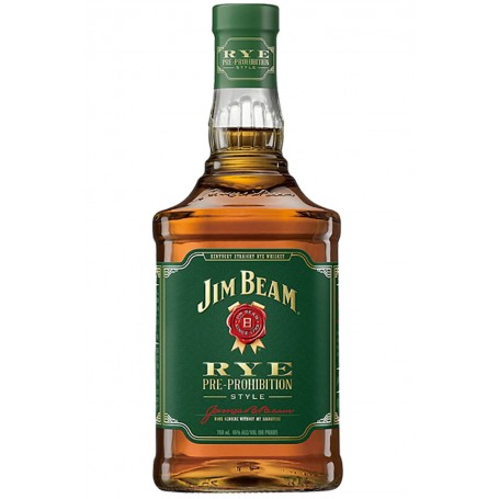 WHISKY JIM BEAM RYE CL.70