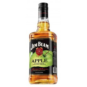 WHISKY JIM BEAM APPLE CL.70