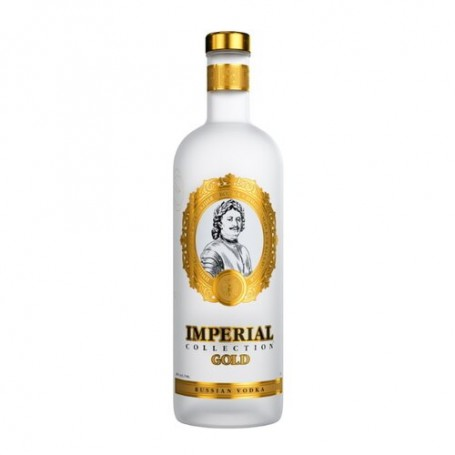 VODKA IMPERIAL COLLECTION GOLD  LT.1
