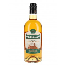 WHISKY KILBEGGAN TRADITIONAL IRISH CL.70