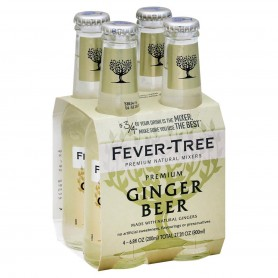 FEVER TREE GINGER BEER CL.20 X 4 BT.