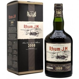 RHUM J.M VIEUX 2008 CL.70