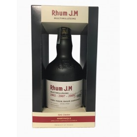 RHUM J.M MULTIMILLESIME 2002-2007-2009 CL.50