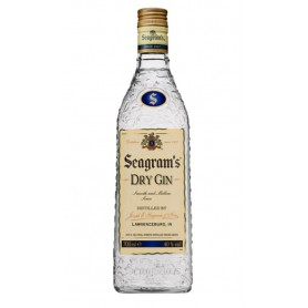 GIN SEAGRAM'S DRY CL.70