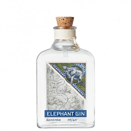 GIN ELEPHANT NAVY STRENGHT CL.50