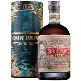 RHUM DON PAPA CL.70 EDIZIONE LIMITATA MT.KANLAON - COSMIC -