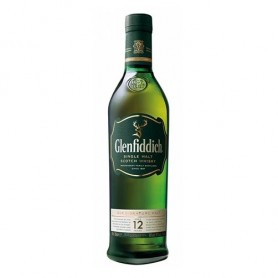 WHISKY GLENFIDDICH 12Y CL.70