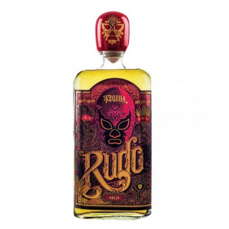 TEQUILA RUDO ANEJO 100% AGAVE CL.70