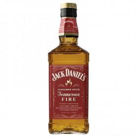 WHISKY JACK DANIEL'S FIRE LT.1