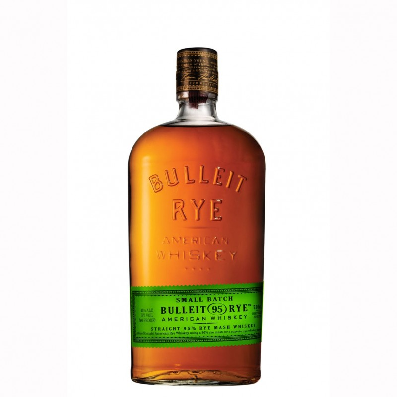BULLEIT RYE SMALL BATCH WHISKY CL.70