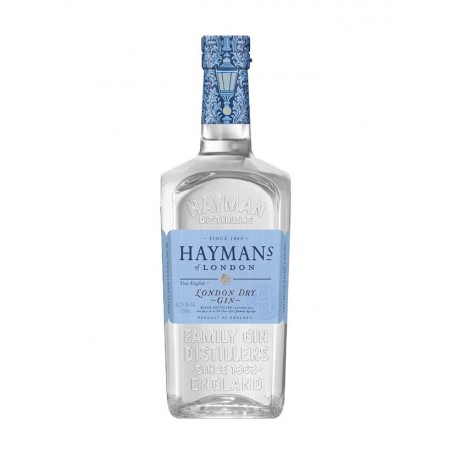 GIN HAYMAN'S LONDON DRY CL.70