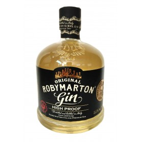 GIN ROBY MARTON HIGH PROOF ITALIAN PREMIUM DRY GIN CL.70