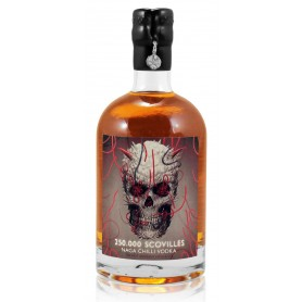 VODKA NAGA CHILI 250.000 SCOVILLES CL.50