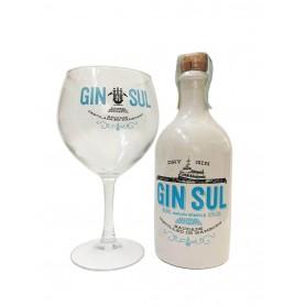 GIN SUL DRY CL.50 CON BICCHIERE