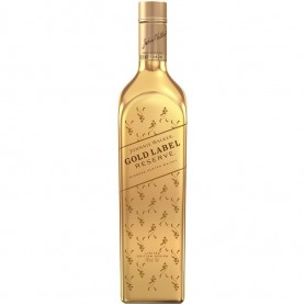 WHISKY JOHNNIE WALKER GOLD LABEL RESERVE BUILLON LIMITED EDITION CL.70