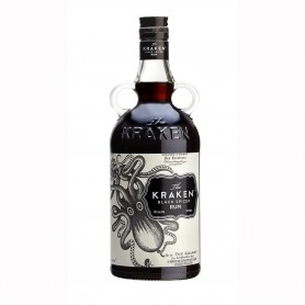 RHUM KRAKEN BLACK SPICED RUM CL.70