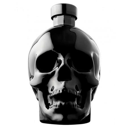 VODKA CRYSTAL HEAD ONYX LIMITED EDITION CL.70 MIT GLAS