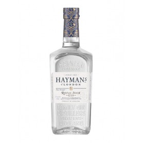 GIN HAYMAN'S ROYAL DOCK NAVY STRENGHT CL.70