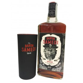 RHUM BARON SAMEDI CL.70 WITH GLASS